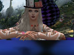 Wonderland83119 Artisanna_004 (Justine Flirty) Tags: tattoo artisanna sl fair spoonful sugar