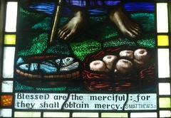 [78996] St Mary, Leake : Chancel North Window (Budby) Tags: leake church northyorkshire window stainedglass