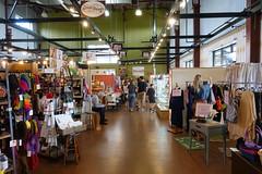 NewBo City Market, Cedar Rapids 8-17-19 05 (anothertom) Tags: iowa cedarrapids newbohemia nearczechvillage newbocitymarket gathering publicspace communityhub visit shopping shops smallbusiness people inside