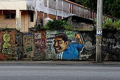 Carlos ESQUIVEL aka ACME Street Artist Av. Lauro Sodré Botafogo -  Rio de Janeiro (Edgard.V) Tags: brasil brésil brasile brazil streetart urban art arte urbano callejero mural graffiti graff rio de janeiro rj