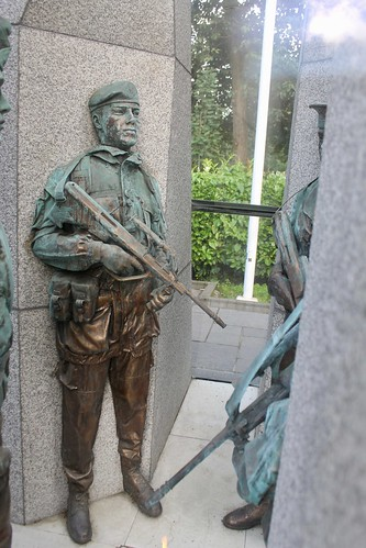 Irish Defense Forces Memorial