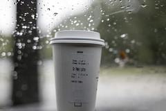 First PSL of the season. 08/27/19 (jackie.moonlight) Tags: psl pumpkin spice latte starbucks rain rainy day