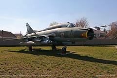 Su-22 M3 (srkirad) Tags: airplane aircraft jet fighter military sukhoi su22m3 reptar aviation museum aviationmuseum szolnok hungary travel sunny sky