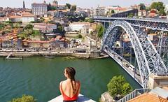 Ghé thăm Porto - thành phố cảng xinh đẹp ở Bồ Đào Nha (quynhchi19102016) Tags: ve may bay gia re di bo dao nha