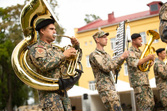 Štāba bataljona simtgadei veltītā svinīgā pasākuma ģenerālmēģinājums (Latvijas armija) Tags: stb nbs latvijas armija karavīrs štāba bataljons la100 latvijasarmijai100