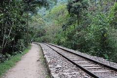 Lado a lado (unai.begiristain) Tags: perú trenbidea ferrovía viaferrata trilhos