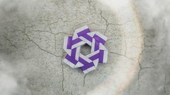Trying something  new to fold #modularorigamiring video live on my channel. modular origami ring designed by Ernesto del Río.  So do check out the link in   https://youtu.be/HLW0REW2XRI   #origamiring #origami #unitorigami #crafts #paperfolding #paperflow (shakerkumar1) Tags: unitorigami instaorigami paperflowers bopr paperfolding modularorigami origamilove bestorigamipaperring ring origami crafts instacraft origamiphotography pattern art origamiring modularorigamiring 3dorigami design