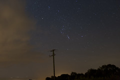 A glimpse of Orion (Sean Hartwell Photography) Tags: astro astronomy stars orion night sky nighttime
