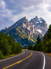 Grand Teton, 2019 (Dino Sokocevic) Tags: landscape landscapes nikon nikonusa tamron tamronusa nationalpark nationalparkservice usa southwest wildwest outdoors hiking adventuring nature sunset sunsets wyoming yellowstone