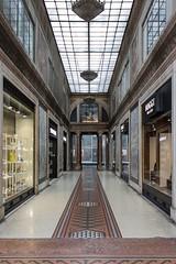 TRENTO, GALLERIA GIUSEPPE GARBARI (Luigi_1964_2) Tags: montagna trentino trento italy galleria architecture symmetry liberty galleriagiuseppegarberi