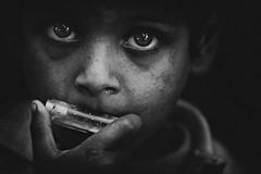 Real Innocence (Portraits By Karim) Tags: portrait portraits egypt egyptian photographer professional cairo child colors faces face black blackandwhite innocence artistic art eyes eye