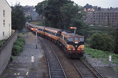 Ireland railways in 2002 (2) (lewispix) Tags: cie irish railways class071 enniscorthy