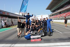Team Bath Racing Electric at Formula Student Spain 2019 (University of Bath) Tags: