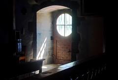lights & shadows (evablanchardcouet) Tags: eglise porte fenetre windows lights shadows eglisesaintfructueux itsasuko church