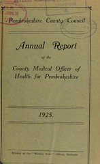 This image is taken from [Report 1925] (Medical Heritage Library, Inc.) Tags: water supply medicalofficerofhealthreports wellcomelibrary ukmhl medicalheritagelibrary europeanlibraries date1925 idb28870360