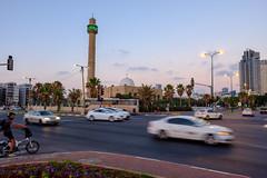 Tel Aviv-Jaffa - 16 mm (24 mm) - f/8 - 1/15 - ISO 200