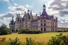 Château de Chambord 1 (Maxime Bonzi) Tags: france françois1er leica tourraine chambord loire lumixfr panasonic architecture lumix 1260mm château gh5 val