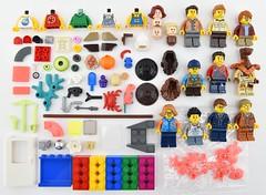 Order #10 : Parts from LEGO.com😀 (Alex THELEGOFAN) Tags: lego legography minifigure minifigures minifig minifigs minifigurine minifigurines ninjago parts order bricks piece service