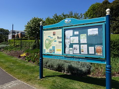 Notice board at Pannett Park, Whitby (Tony Worrall) Tags: yorkshire yorks scene scenery northyorkshire resort yorkshirephotos east eastern seasidetown holidays tourists coast photographsofwhitby whitbyphotos whitby north update place location uk england visit area attraction open stream tour country item greatbritain britain english british gb capture buy stock sell sale outside outdoors caught photo shoot shot picture captured ilobsterit instragram noticeboard information sign signage board