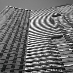 What Did You Expect? (Thomas Hawk) Tags: america cosmopolitan cosmopolitanhotel cosmopolitanlasvegas hotel lasvegas nevada thecosmopolitan thecosmopolitanhotel thecosmopolitanlasvegas thecosmopolitanoflasvegas usa unitedstates unitedstatesofamerica vegas architecture bw fav10