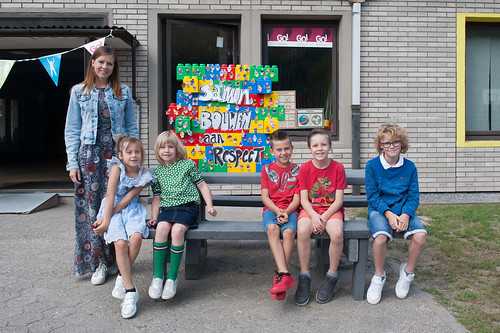 Klasfoto's eerste schooldag #2019-2020