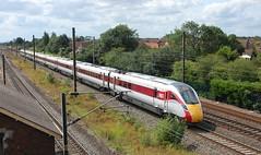 LNER Azuma (paul_braybrook) Tags: class800 azuma lner electric copmanthorpe york northyorkshire eastcoastmainline railway trains