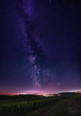 What if... ? {Explore} (ZeGaby) Tags: longexposure milkyway montagnedereims naturalnight nisi nightphotography nightscape paysagedechampagne pentaxk1 pentax2470mm tree vignes vignobles vines vineyards voielactée avenayvaldor marne france
