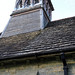 Church of St Andrew, Nuthurst, West Sussex - Horsham Stone nave roof
