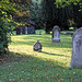 Church of St Andrew, Nuthurst, West Sussex - churchyard 03