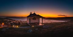 Santa Rosa (Noel F.) Tags: santa rosa laxe costa da morte galiza galicia sony a7riii iii a7r zeiss batis 18 mencer sunrise