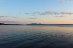 sunset 04 (Irmzaq photography) Tags: sunset sunsetphotography photography sun clouds sky water lake waves sweden nature naturephotography
