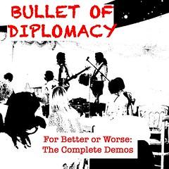 Bullet Of Diplomacy (Iron Man Records) Tags: academymorticianswhathappened academymorticians danmckee strangelyshapedbyfathers booknscalpel anarchophypunkpoems bulletofdiplomacy punk rock band birmingham westmidlands whathappenedironmanrecords whokilledculture records cd album story