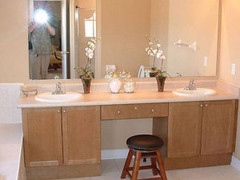 Custom Bathroom Cabinets In Toronto (spaceageclosets) Tags: custom bathroom cabinets toronto