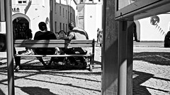 Together (Burak Özkaya) Tags: street bavaria germany people streetsstorytelling worldstreetphotographers streetziers streetphotography fromstreet streetleaks streetfinder nonstopstreet sonyphotography spicollective cityphotography streetstyle streetphoto streetsgrammer capturestreet intercollective streetlife streetlove streetphotoawards streetlifeaward women monochrome love couplegoals