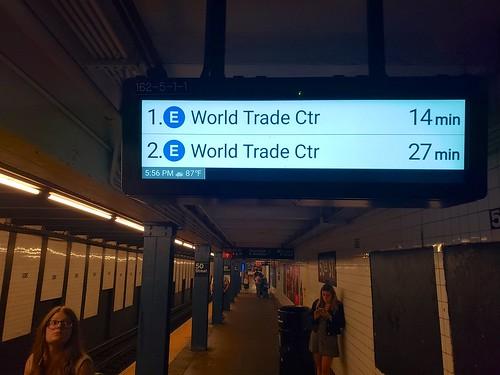 Ridiculous Subway Wait Times