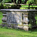 Church of St Andrew, Nuthurst, West Sussex - churchyard tomb chest