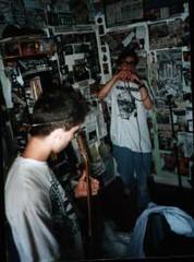 grannoi (Iron Man Records) Tags: academymorticianswhathappened academymorticians danmckee strangelyshapedbyfathers booknscalpel anarchophypunkpoems bulletofdiplomacy punk rock band birmingham westmidlands whathappenedironmanrecords whokilledculture records cd album story