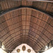 Church of St Andrew, Nuthurst, West Sussex - nave barrel ceiling
