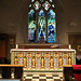 Church of St Andrew, Nuthurst, West Sussex - chancel sanctuary