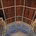 Church of St Andrew, Nuthurst, West Sussex - chancel barrel ceiling
