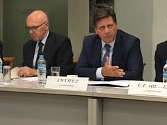 Σύσκεψη ΑΝΥΠΕΞ Μ. Βαρβιτσιώτη και ΥΦΥΠΕΞ Κ. Φραγκογιάννη με επιχειρηματικούς και κοινωνικούς φορείς για το Brexit (Αθήνα, 04.09.2019) (Υπουργείο Εξωτερικών) Tags: υπουργειοεξωτερικων ανυπεξ βαρβιτσιωτησ υφυπεξ φραγκογιαννησ brexit mfaofgreece alternateforeignminister varvitsiotis deputyminister fragkogiannis