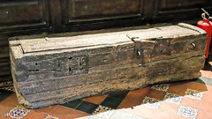 Photo of Church of St Andrew, Nuthurst, West Sussex - 13th-century parish chest