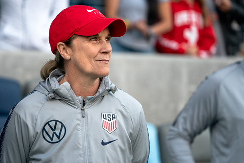 Jill Ellis, USWNT coach