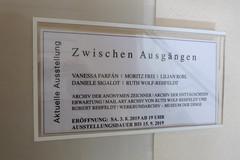 Zwischen Ausgängen (mitue) Tags: berlin galerieweisserelefant nks