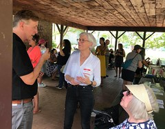 "Falls Church Dems Labor Day 2019 • <a style=""font-size:0.8em;"" href=""http://www.flickr.com/photos/117301827@N08/48677720836/"" target=""_blank"">View on Flickr</a>"