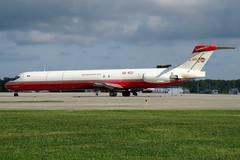 XA-VCU aeronaves tsm MD-83SF at KCLE... ex American (GeorgeM757) Tags: xavcu md83 mcdonnelldouglas md80 aeronavestsm maddog american kcle clevelandhopkins georgem757 canon650is classic ttail aircraft aviation airplane airport n76202