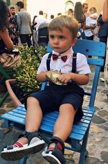 alessandro paggetto (me, paolo and the seven wonders + two&little3) Tags: capolavoro nipotino papillon matrimonio zia