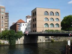 Ebertbrücke (mitue) Tags: berlin spree