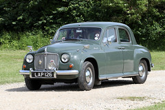 Rover 90 (1957) (Roger Wasley) Tags: rover 90 1957 lap126 toddington classic car vehicle gloucestershire