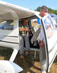2019 Dagje Vliegen (Steenvoorde Leen - 16.4 ml views) Tags: 2019 hilversum fly flying vliegen motorvliegtuig cessna